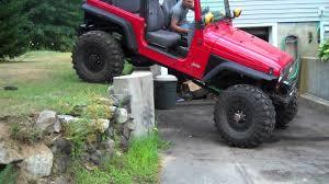 Jeep Rock Crawler Rock Crawler Finished Testin It Youtube