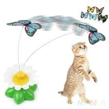 <b>3pcs</b>/<b>lot</b> Funny Kitten/Cat Teaser Wand Rod Bird Feather Wire ...