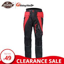 <b>Riding Tribe</b> Waterproof <b>Motorcycle</b> Pants Men Motocross Pants ...
