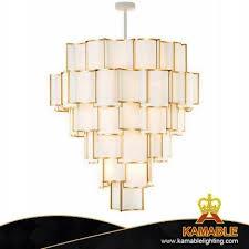 China Interior Decorative <b>Modern Fabric Pendant Lamp</b> (KJ008 ...