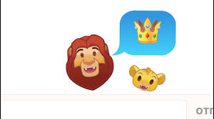 """<b>Король Лев</b>"" в пересказе Emoji - YouTube"