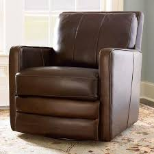 lovable leather swivel chairs living