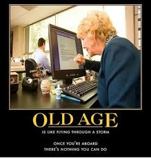 Ageism in the Media | DPT students analyzing the media's portrayal ... via Relatably.com