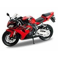 <b>Мотоцикл Welly Honda CBR1000RR</b> (12819P) 1:18 — купить ...