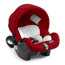 Buy <b>Chicco Keyfit EU</b> Baby Car Seat (Red) Online at Low Prices in ...
