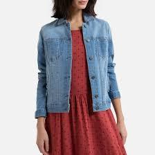 <b>Куртка джинсовая</b> синий Naf Naf | <b>La Redoute</b>