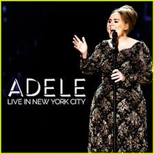 Image result for adele radio city live