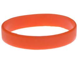 Plain Red <b>Silicone Wristband Bracelets</b> Jewelry & Watches