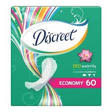 Женские <b>гигиенические прокладки</b> на каждый день <b>DISCREET</b> ...