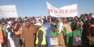 Les anti-gaz de schiste d'In Salah invitent les Algériens à sortir dans la rue aujourd'hui: Une marche pour clôturer « un mois de résistance »