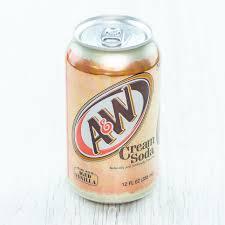 <b>Напиток газированный A&W</b> Cream Soda 0,355л ж/б из раздела ...