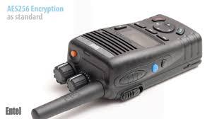 Entel's DN400 Series <b>LTE 4G</b> Wi-Fi PoC radios - YouTube