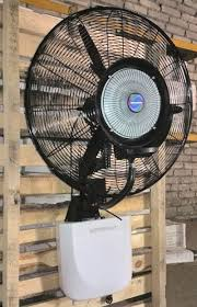<b>Вентилятор с увлажнителем</b> воздуха от ЕВРОМАШ. Настенный ...