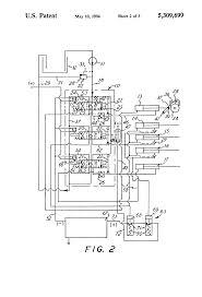 case 530 backhoe wiring diagram case automotive wiring diagrams description us5309699 2 case backhoe wiring diagram