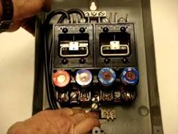 a brief overview of interior electric wiring duquesne energy old fuse box