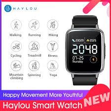 Haylou Global Version Xiaomi <b>Haylou LS01 Smart Watch</b> Heart Rate