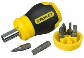 "<b>Отвертка Stanley</b> ""<b>Stubby</b> Multibi"" +6 бит"