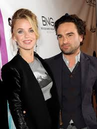 Johnny Galecki with Single