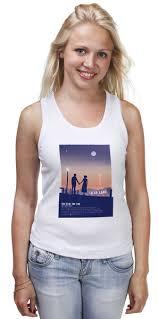 <b>Майка классическая</b> Ла-Ла Ленд / La La Land #2085417 от kino ...