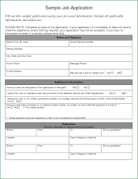 example of job applications applicationsformat info example of job applications 1960740 png