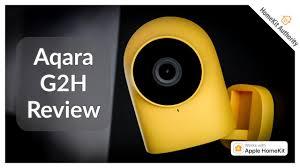 <b>Aqara G2H</b> review - Is this the best HomeKit Secure Video <b>Camera</b> ...