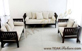 daftar harga sofa tamu minimalis: Kursi tamu seri boston minimalis kayu jati toko mebel murah jati