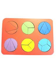 <b>Обучающая игра Taowa Дроби</b>. Б.П.Никитин. 6 кругов. Уровень 4 ...
