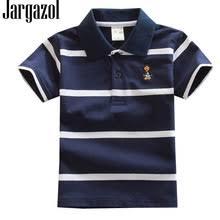 Jargazol <b>рубашка поло детские</b> летние рубашки с короткими ...