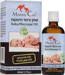 Mommy Care <b>Органическое детское массажное масло</b> для детей ...