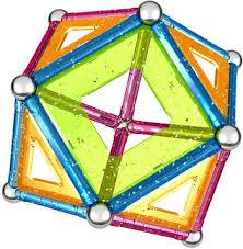 <b>Конструктор Geomag Glitter 68</b> дет. 533 купить в интернет ...
