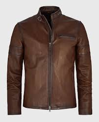 Soul Revolver: <b>Leather</b> Jackets | Crafted in <b>Italy</b>