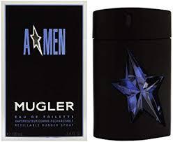Angel Men by Thierry Mugler for Men 3.4 oz Eau de ... - Amazon.com