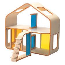 plan toys contemporary dollhouse   Blisstreeplan toys contemporary dollhouse