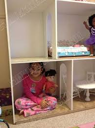 American Girl Dollhouse DIY for      quot  Doll Room Furniture Free    American Girl Dollhouse DIY for      quot  Doll Room Furniture Free Instructions CamisCraftCorner
