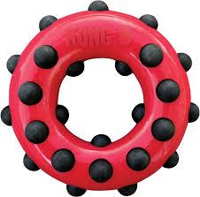 <b>Игрушка</b> для собак <b>Kong Dotz</b> Кольцо большое, TDD11E, 15 см