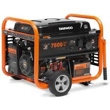 Бензиновый генератор <b>DAEWOO</b> GDA 8500E