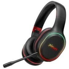 Buy Picun <b>P80S</b> RGB Bluetooth Black / Red - <b>Gaming Headphones</b> ...