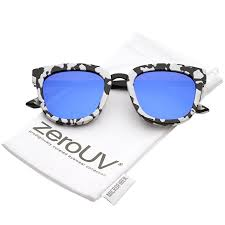 Amazon.com: zeroUV - <b>Marble Printed</b> Metal Nose Bridge Colored ...