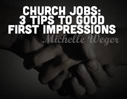 worship leaders  looking for church jobs   tips to make your    job first impressions