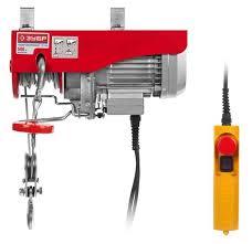 <b>Электротельфер Зубр ЗЭТ-1000</b>, ЗЭТ-1000: характеристики ...