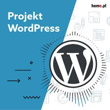 Projekt WordPress