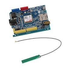 Perfk <b>SIM800C</b> GSM GPRS Module 2.85/3.3/5V TTL Level <b>Quad</b> ...