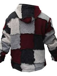 Color Block Patchwork <b>Hooded</b> Winter Casual Sweater в 2020 г ...