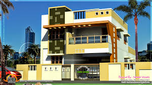 Modern South Indian house design   Kerala home design and floor plansDesign style   Modern Modern south Indian house