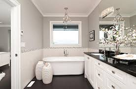 large size design black goldfish bath accessories: and white decor and accessories add some natural freshness to the beautiful bathroom