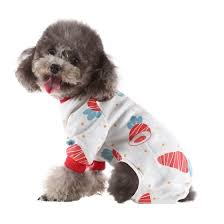 Shop <b>Cute Small Dogs</b> Pajamas For <b>Pet Dogs Cat</b> Clothes <b>Puppy</b> ...