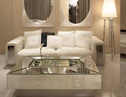 elegant nice design glass coffee table gold legs that has cream architectural can be decor with architectural mirrored furniture design