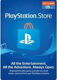PSN Gift Cards Prices in Pakistan