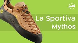<b>Скальные туфли La Sportiva</b> Mythos. Обзор - YouTube