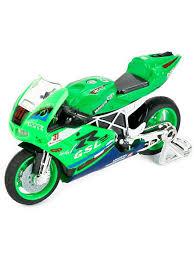 """<b>Модель</b> металл. """"<b>Мотоцикл</b> суперспорт"""", 11,5см, озвуч., подвиж ..."""